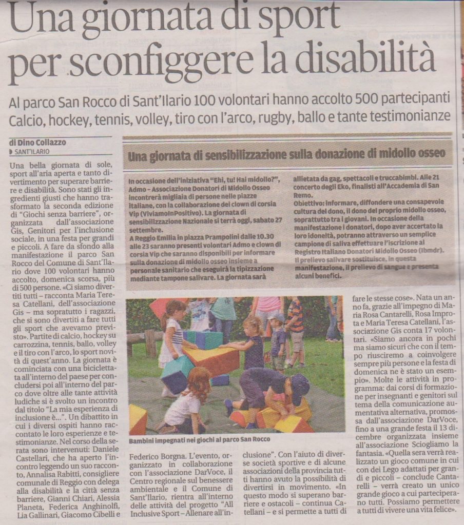2014-09-27 Gazzetta di Reggio