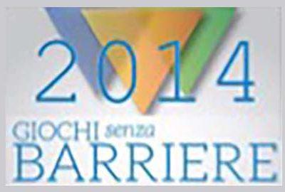Giochi senza barriere 2014