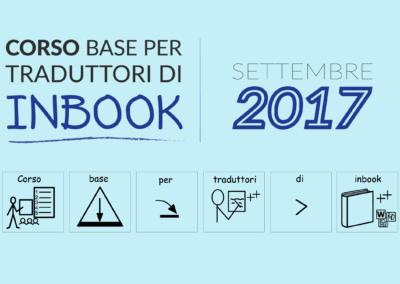 Corso base per traduttori di Inbook