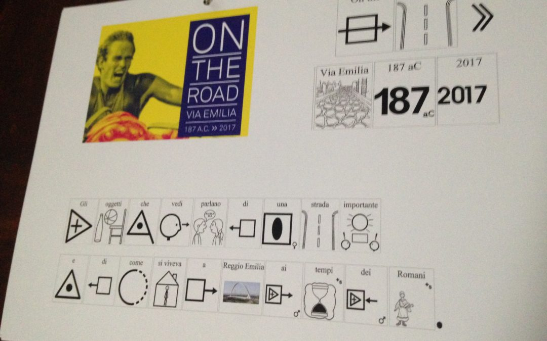 "Visita alla mostra ""On the Road Via Emilia 187 aC 2017"""