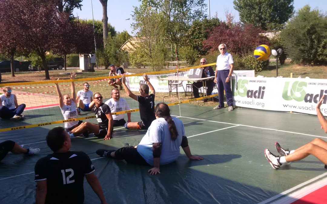 Sport&Roles 2018: il torneo di Sitting Volley