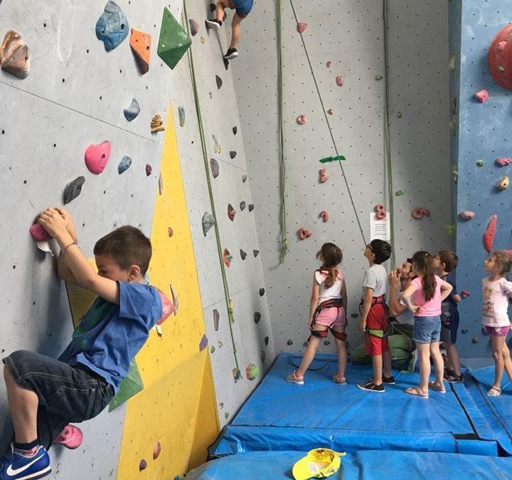 Sport&Roles 2018: l'arrampicata