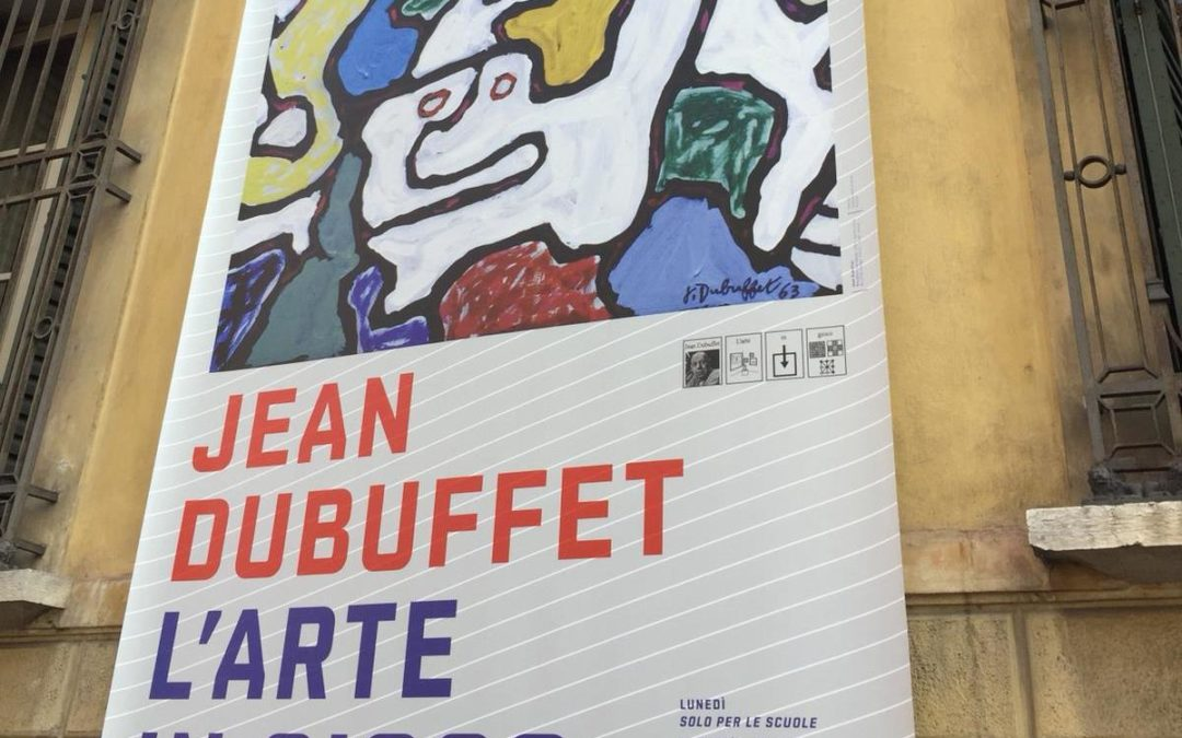 Jean Dubuffet. L'arte in gioco 17 novembre 2018 – 3 marzo 2019