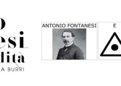 """""""Antonio Fontanesi e la sua eredità"""""""