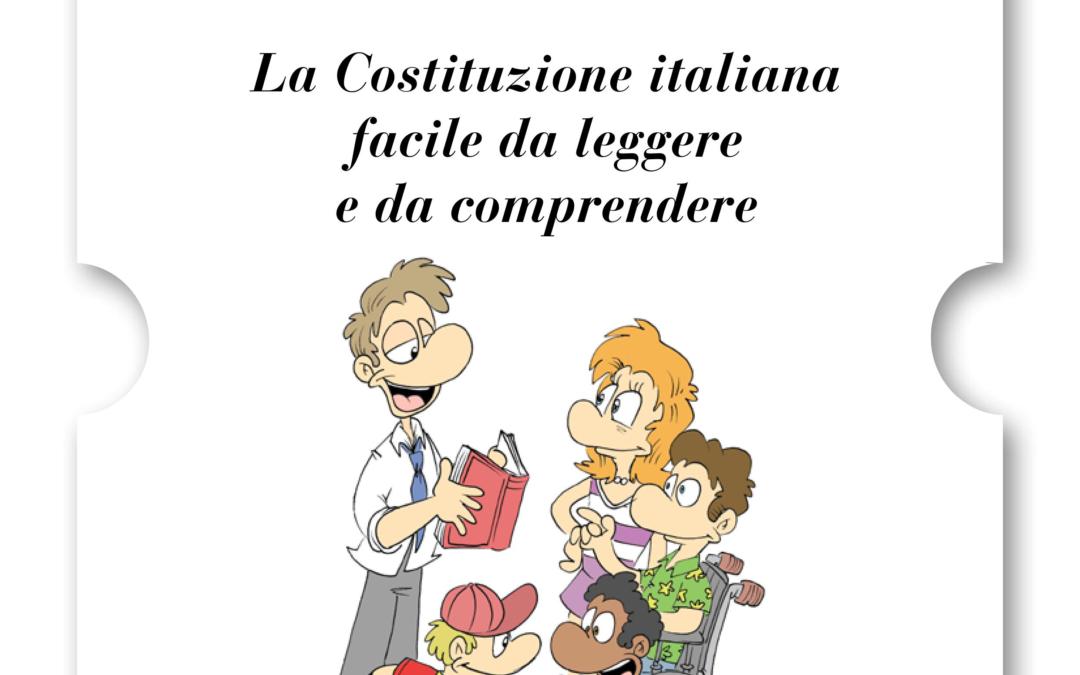 La Costituzione italiana facile da leggere e comprendere
