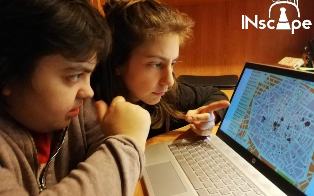 """""""INscape – Avventure inclusive"""", il nuovo gioco online in CAA"""